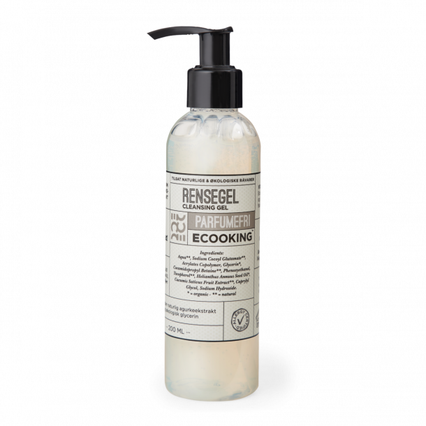 Ecooking Rensegel Parfumefri 200 ml