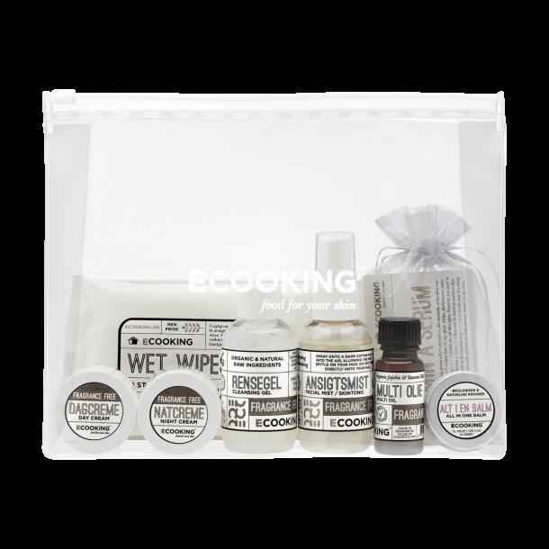 Ecooking Starterkit m. Rensegel Parfumefri