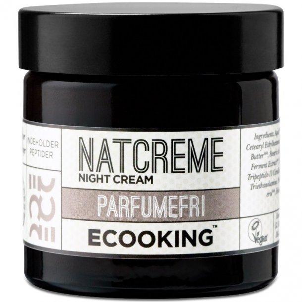 Ecooking Natcreme Parfumefri 50 ml
